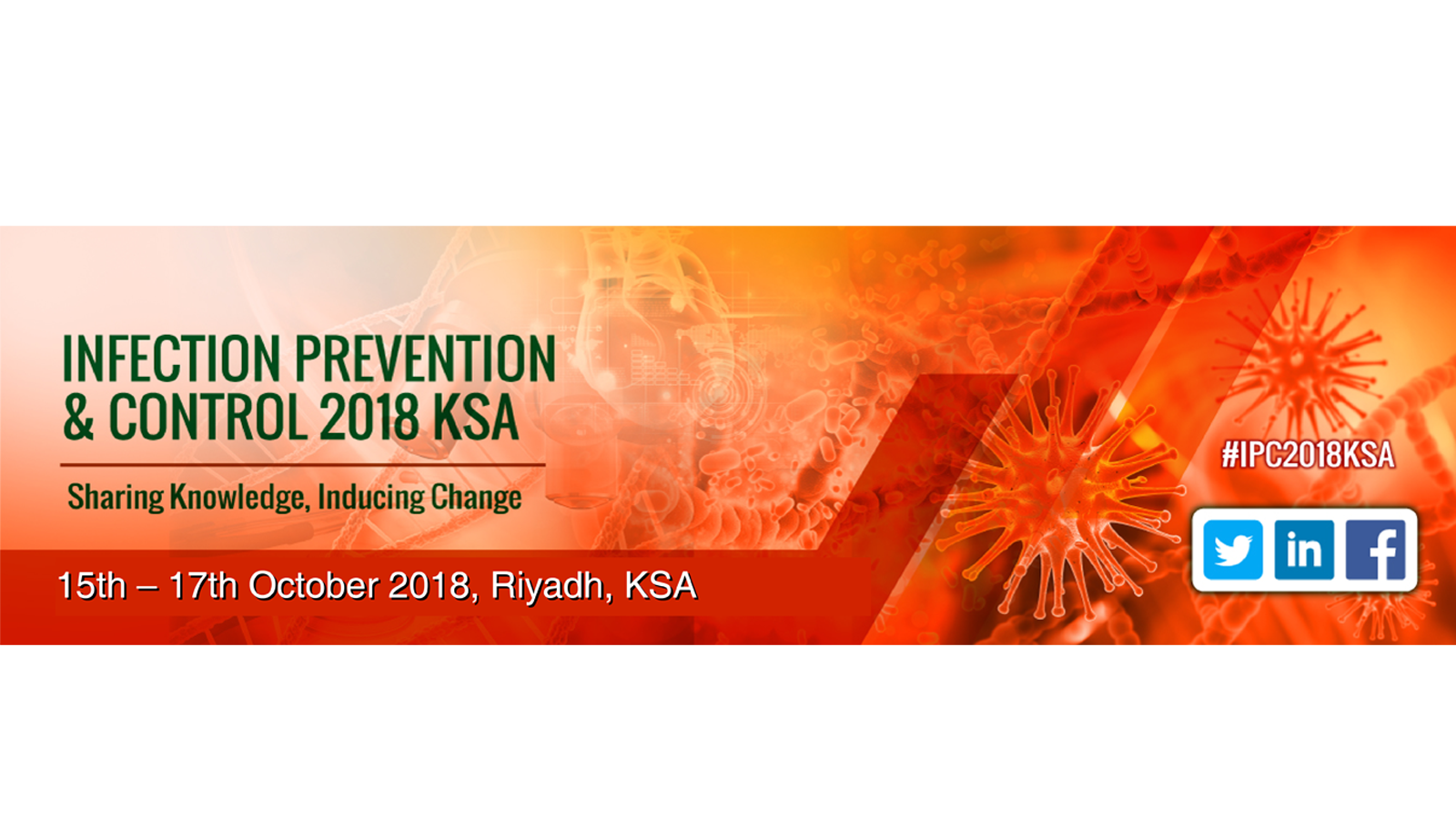 Infection Prevention and Control KSA 2018