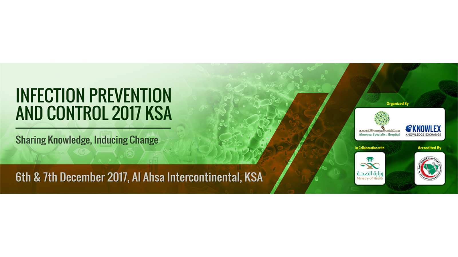 Infection Prevention and Control KSA 2017