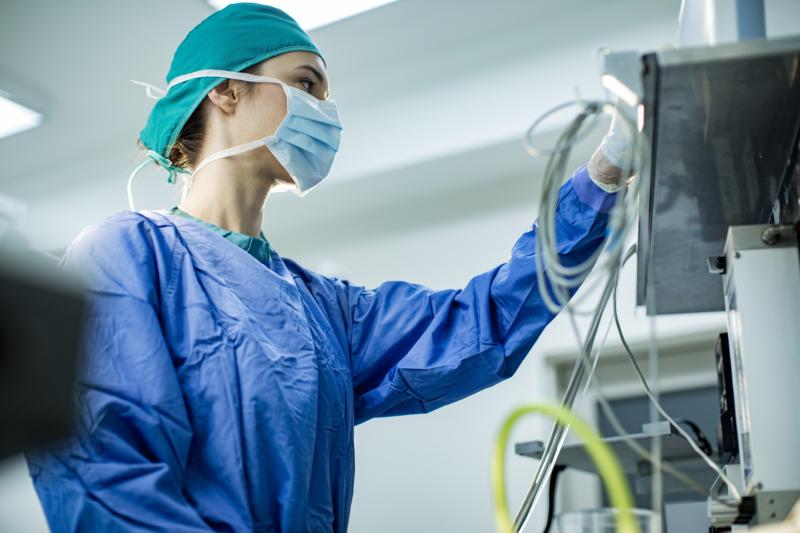 Reusable PPE Gowns