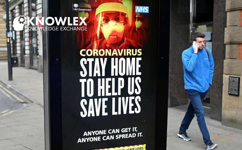 Coronavirus in your area