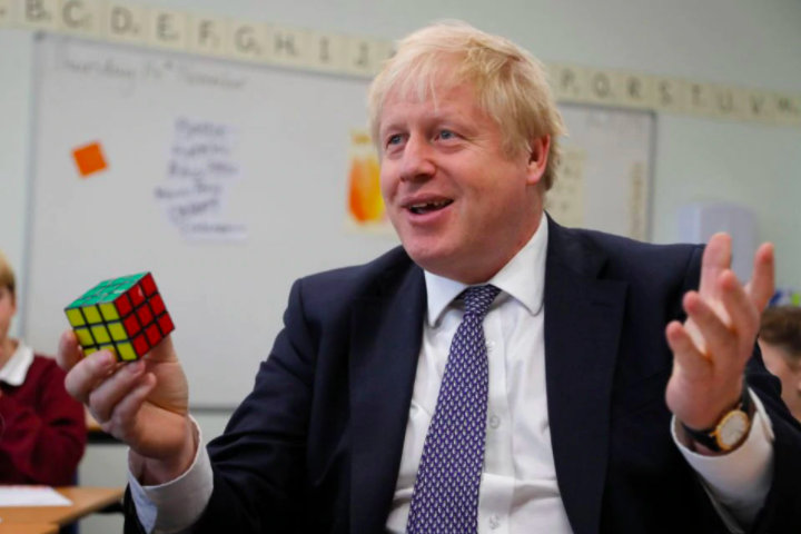 Prime Minister Boris Johnson has said reopening schools should be the government's priority over the next few weeks